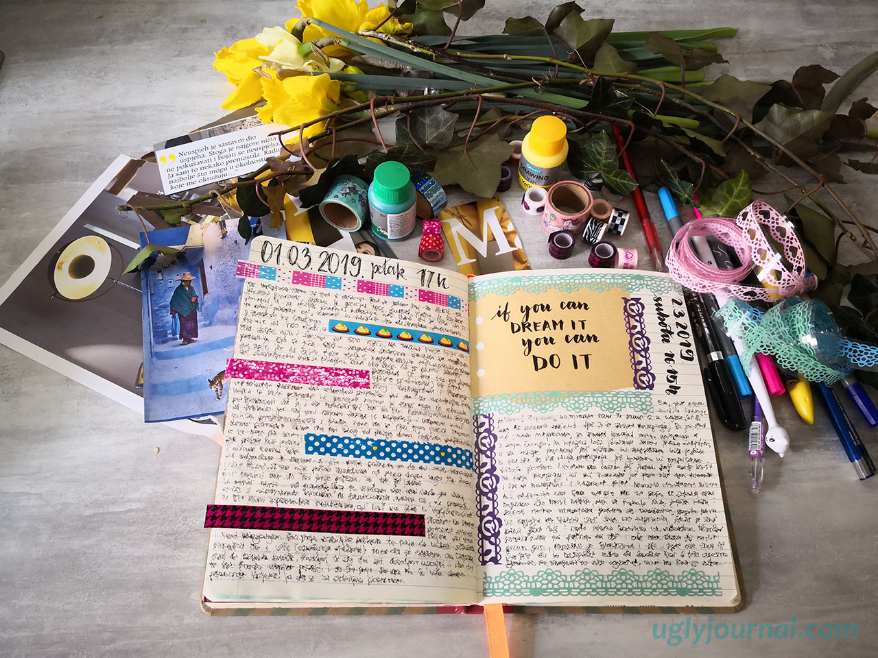 WANT TO START JOURNALING BUT DON'T KNOW HOW?