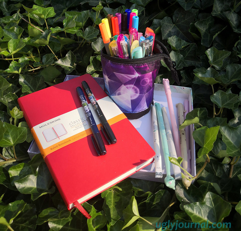 BEST JOURNALING SUPPLIES FOR BEGINNERS